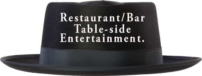 Restaurant bar hat