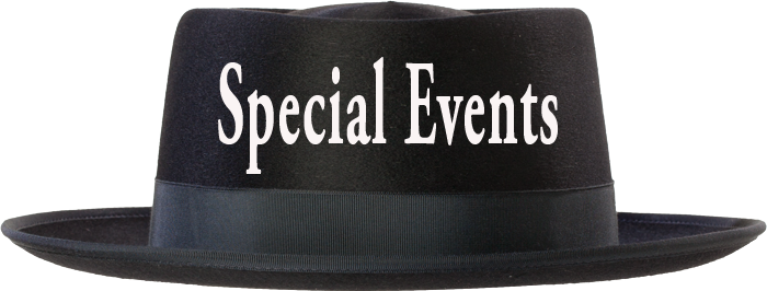 special events hat