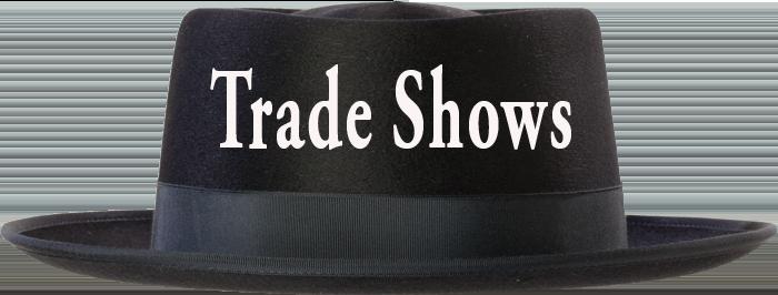 tradeshow hat